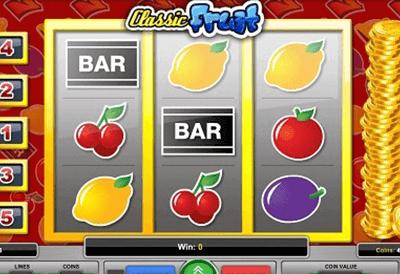 Classic Fruit tragamonedas