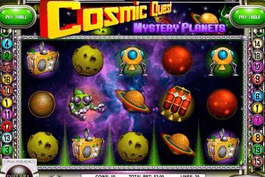 Cosmic Quest II: Mystery Planets tragamonedas
