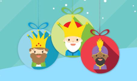 Reyes Magos de Paf