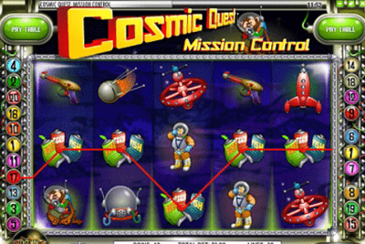 tragaperras Cosmic Quest I