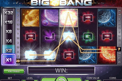tragaperras Big Bang