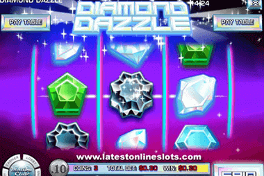 Diamond Dazzle tragamonedas