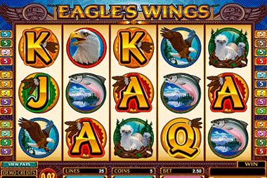 tragaperras Eagle's Wings
