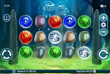 Elemental tragamonedas