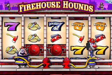 Firehouse Hounds tragamonedas