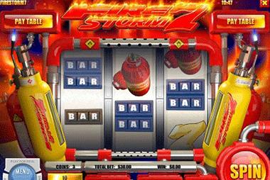 tragaperras Firestorm 7