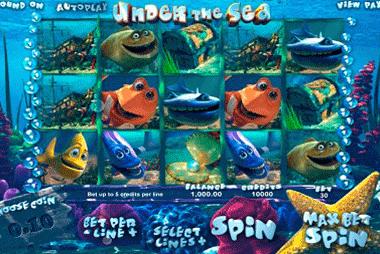 tragaperras Under the Sea