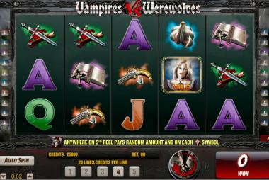 Slot Vampires vs. Werewolves