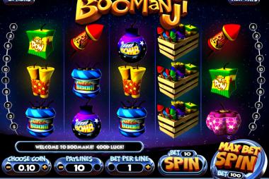 Slot Boomanji