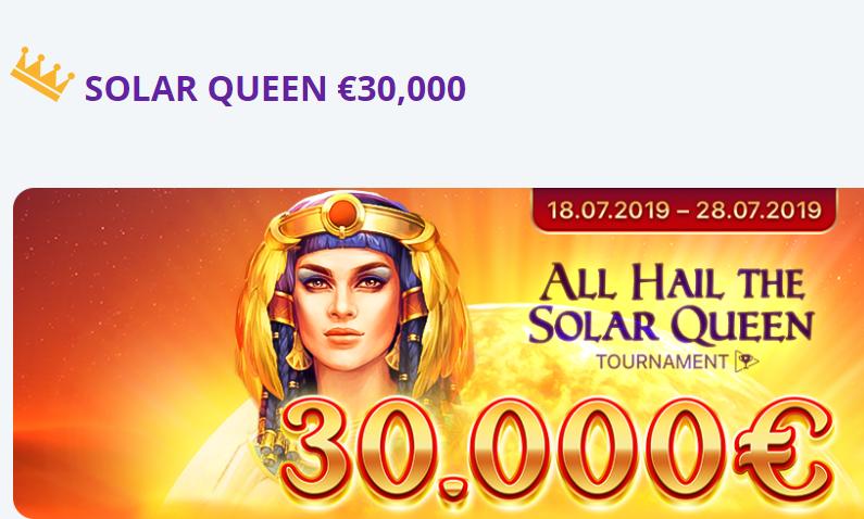torneo solar queen royal spinz