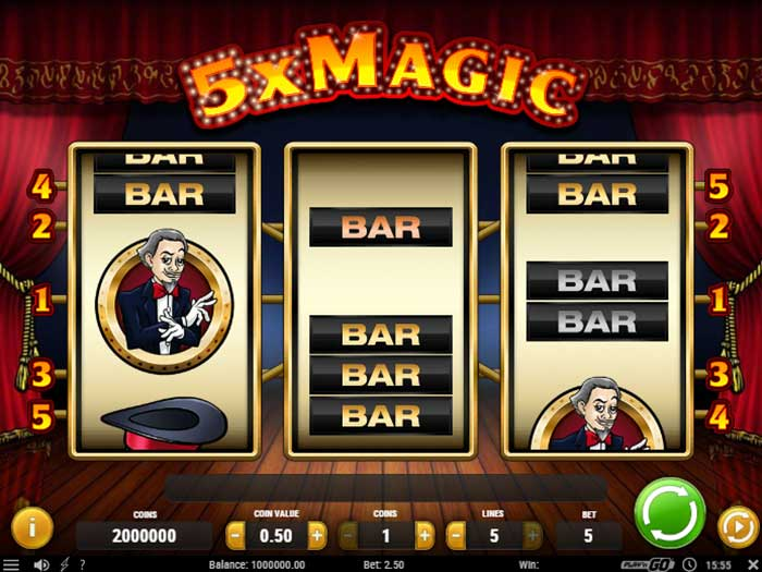 5x magic iframe