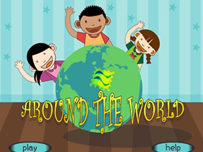 around the world iframe