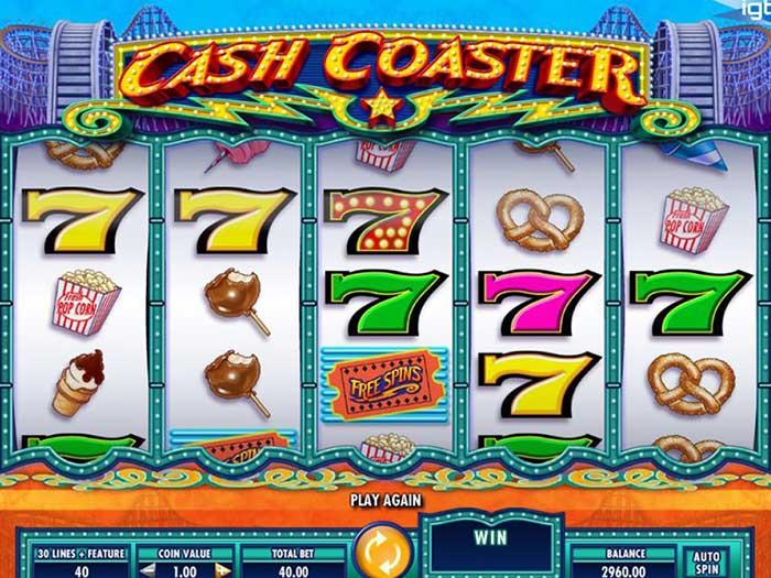 cashcoaster iframe