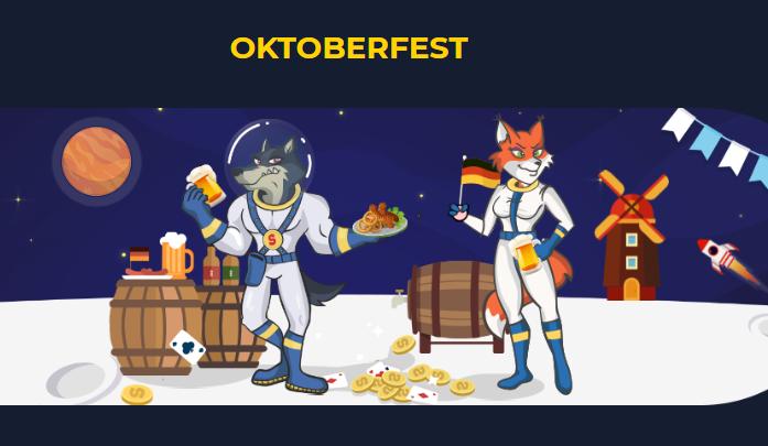 spin up oktoberfest