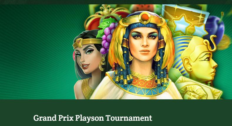 torneo grand prix playson