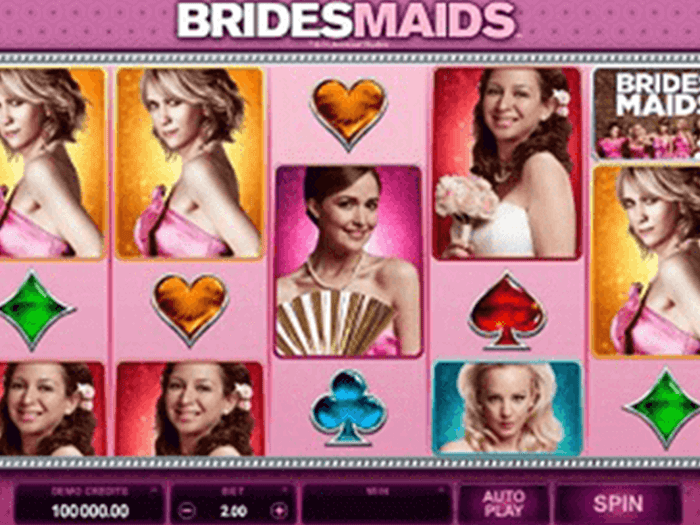 Bridesmaids iframe