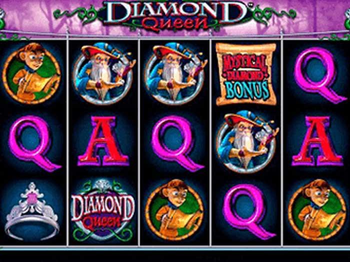 Diamond Queen iframe