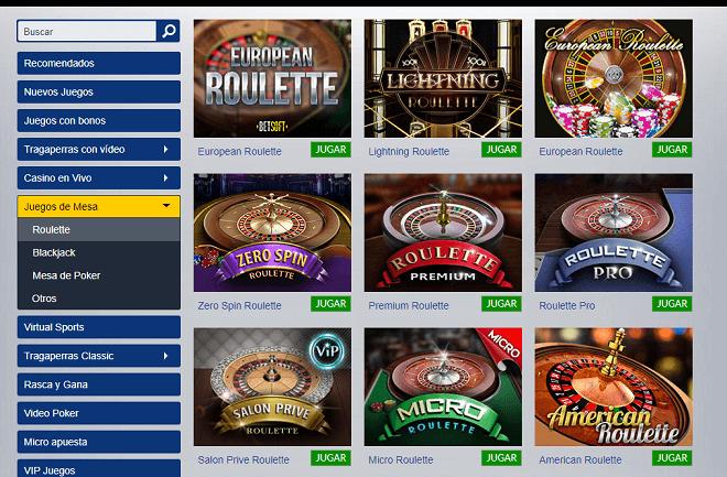 casino 1 reseña