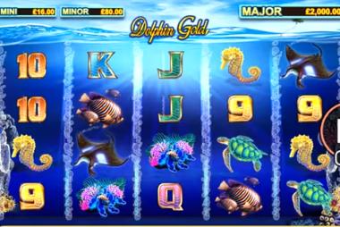 Slot Dolphin's Gold