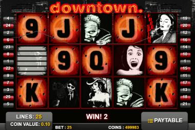 Slot Downtown