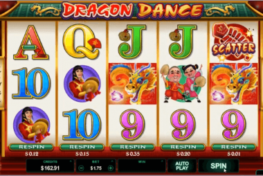Slot Dragon Dance