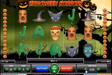 Slot Halloween Horrors