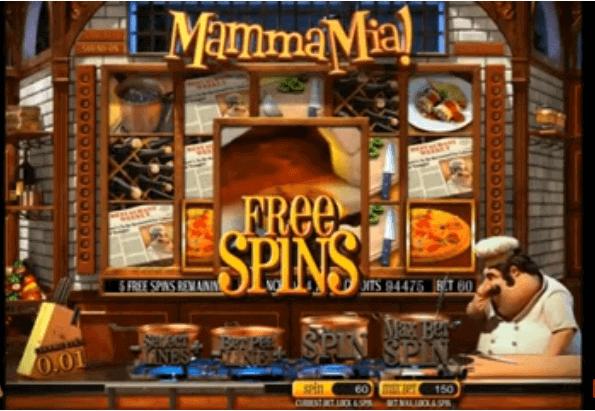 Slot Mamma Mia!