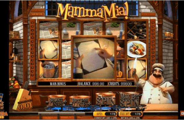 Tragaperras Mamma Mia!