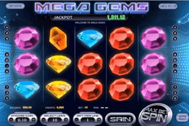 Slot Mega Gems