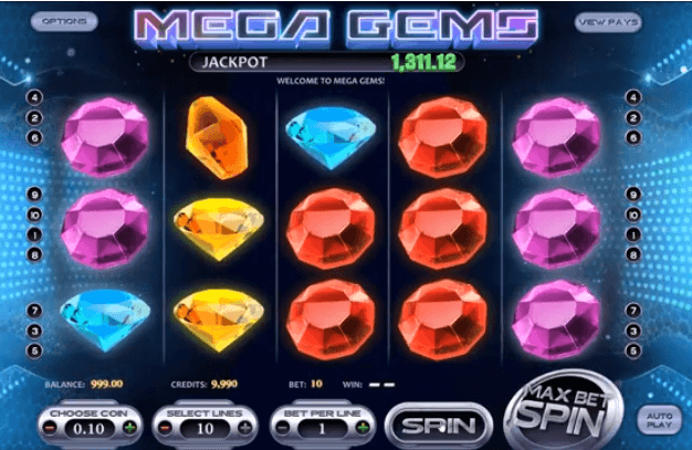 Slot Mega Gems