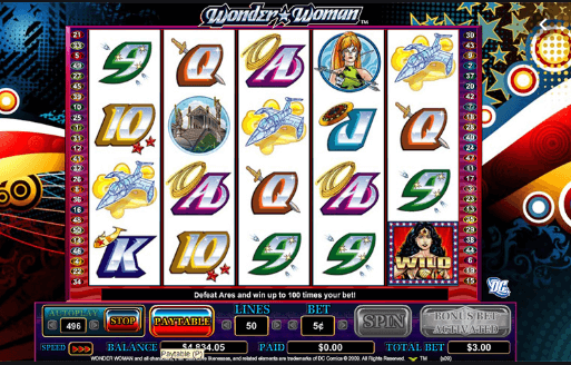 Slot Wonder Woman