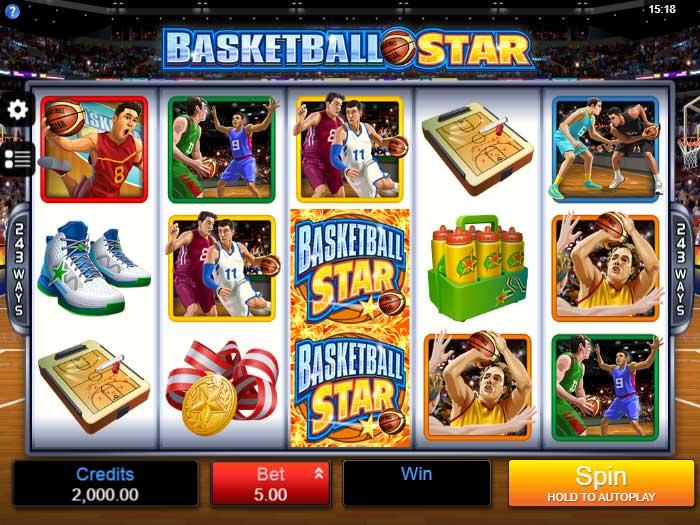 basketball star iframe