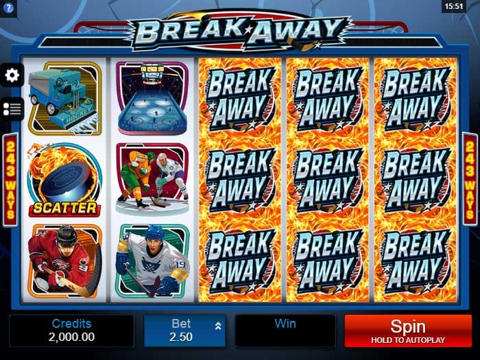 break away iframe