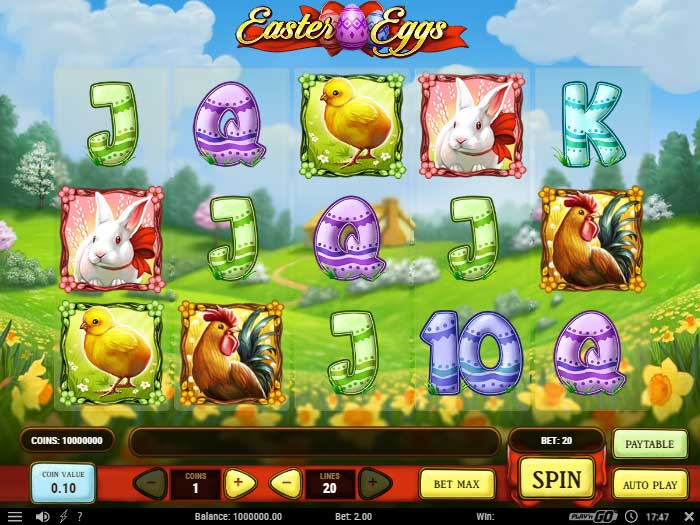 easter eggs iframe