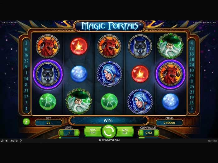 Magic-portals