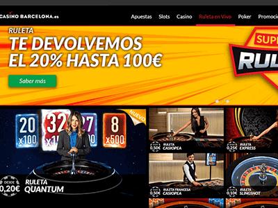 casino barcelona ruleta en vivo