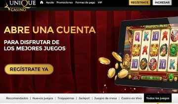 Unique casino Espana