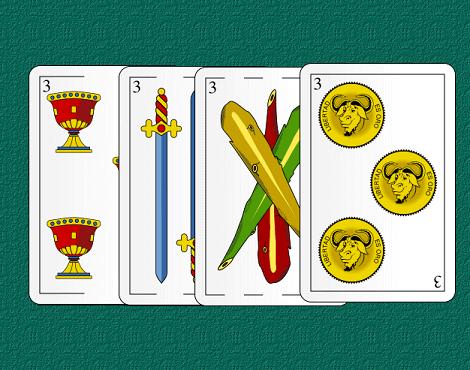juegos cartas españoles