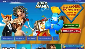 euromania casino espana
