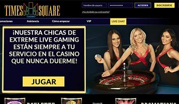 times square casino codigo promocional