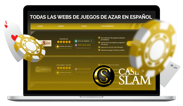 Juegos de azar en Español