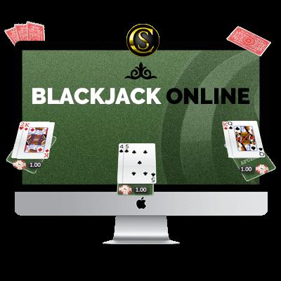 Jugar al blackjack online en casinos