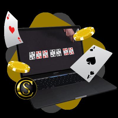 Jugar al poker texas holdem online