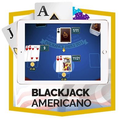 Blackjack americano