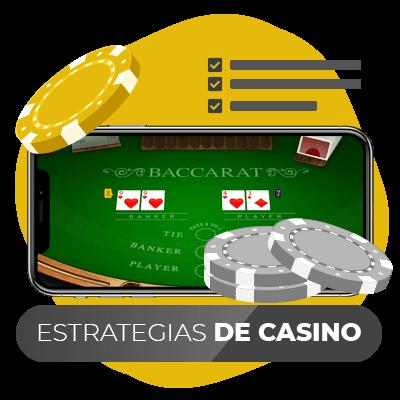Estrategias de casino