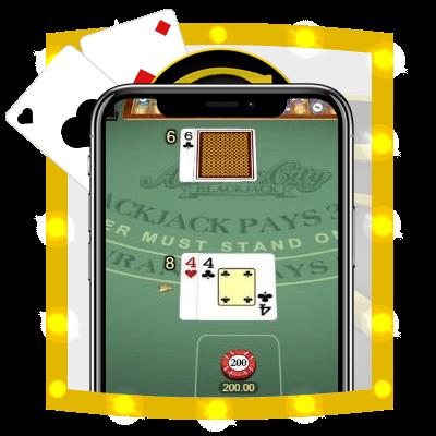 Jugar blackjack americano