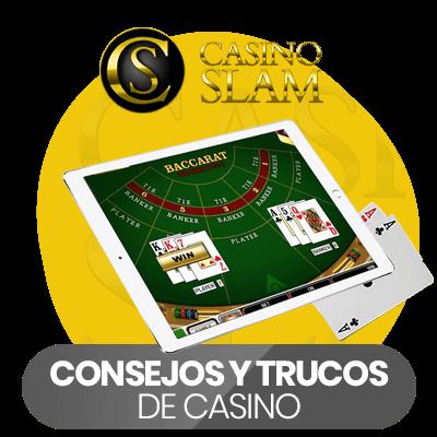 Trucos de casino