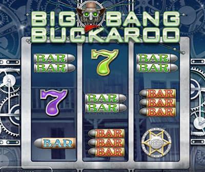 Big Bang Buckaroo tragaperras