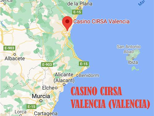 Casino cirsa valencia valencia