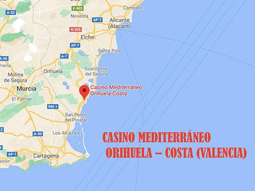 Casino mediterraneo orihuela costa valencia